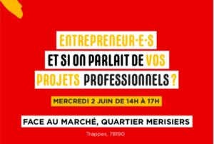 Read more about the article Le Kiosque de la création