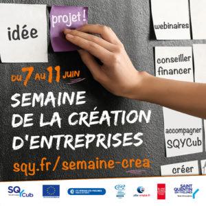Read more about the article Semaine de la création d'entreprise