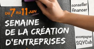 Semaine de la création d'entreprise